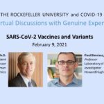 SARS-CoV-2 Vaccines and Variants